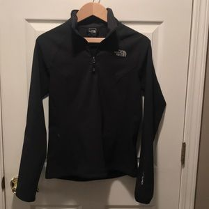 North Face Apex women's half zip pullover size sm